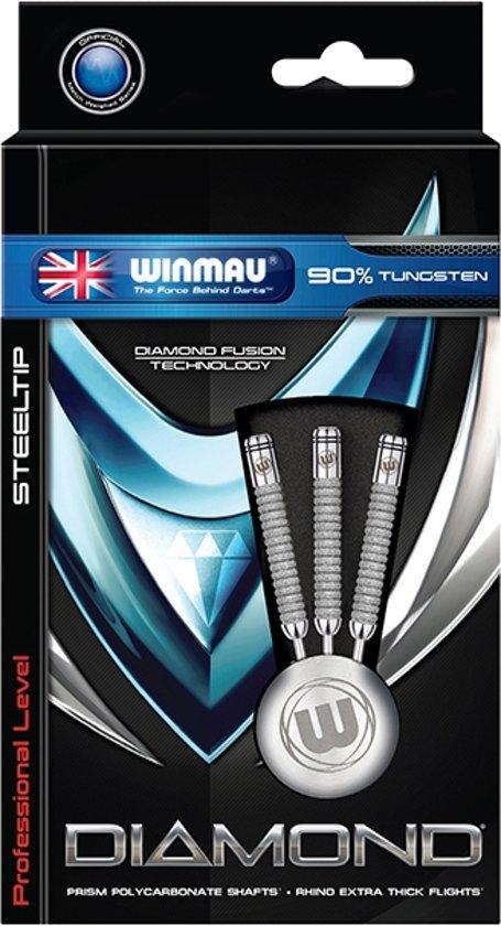 Darts Winmau Diamond 90% Tungsten 24 gram