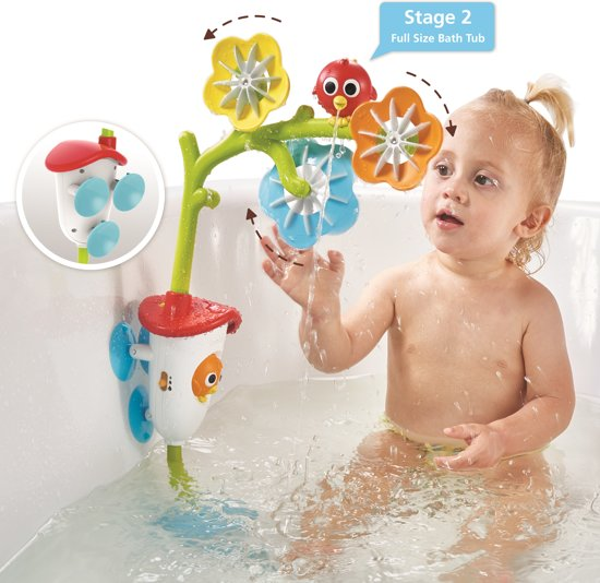 1b304148b1356c bol.com | Yookido Badspeelgoed: Spin'N' Sprinkle Sensory Arc ...