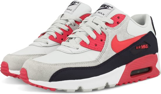 Spiksplinternieuw bol.com | Nike Air Max 90 Leather (GS) 833376 005 - schoenen PG-55