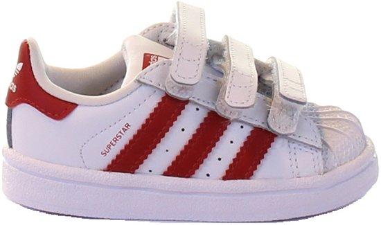 | adidas Meisjes Sneakers Superstar Cf I Wit Maat 25