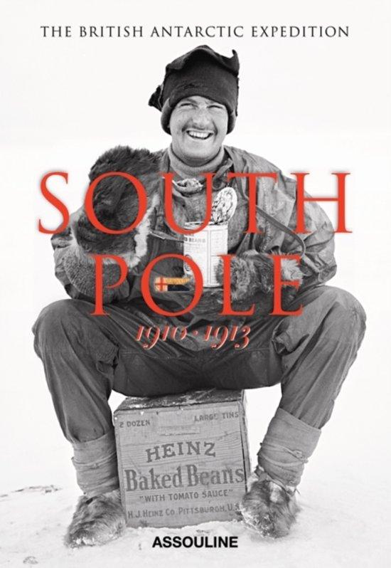 Boek cover South Pole van Christine DellAmore (Hardcover)