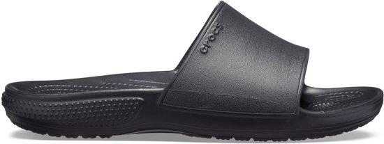 43 Slippers Crocs Zwart Maat Unisex qan6Z7