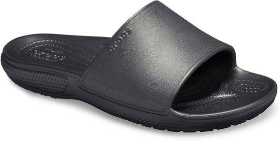 Unisex 43 Slippers Crocs Zwart Maat axgw1Z16q