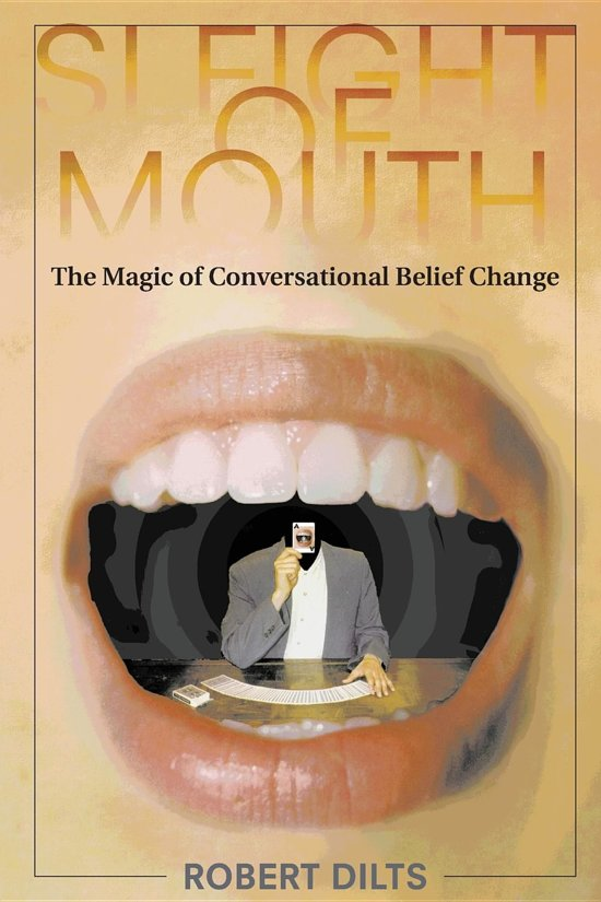 Boek cover Sleight of Mouth van Robert Dilts (Onbekend)