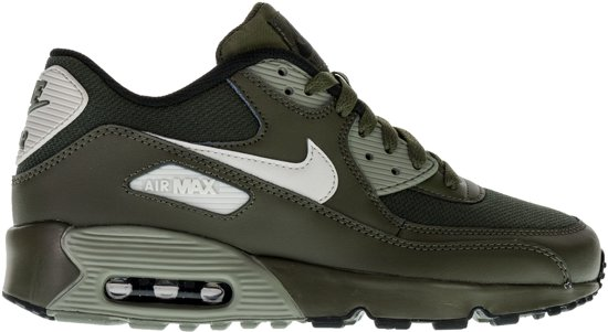 nike air max 90 legergroen