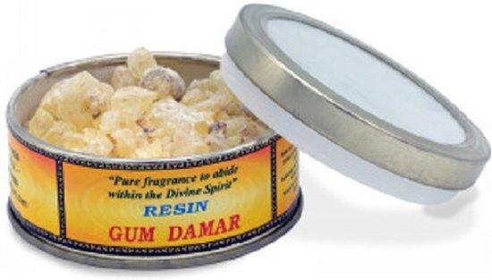 Wierookhars Gum Damar