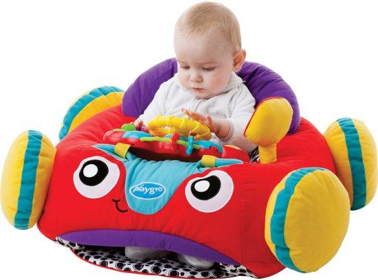 Afbeelding van Playgro - Auto speelkussen speelgoed