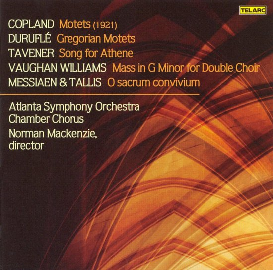 Motets/Gregorian Motets/Song For Athene/Mass In G