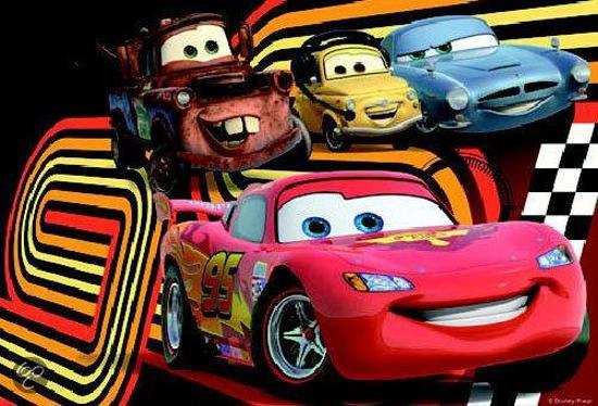 Ravensburger Puzzel - Disney Cars