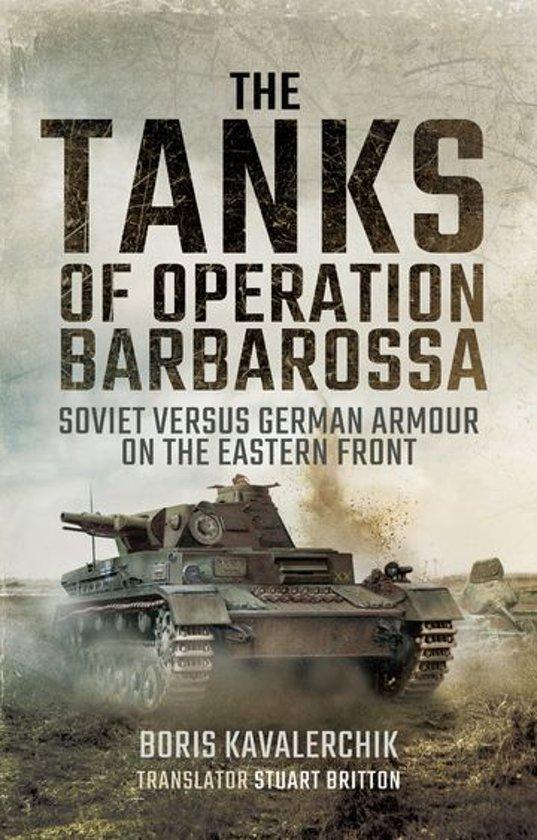 Bol The Tanks Of Operation Barbarossa Ebook Boris