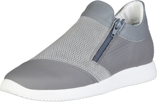 In ItaliaSportschoenen Heren Giulio gainsboro Gray Made jqc35A4LR