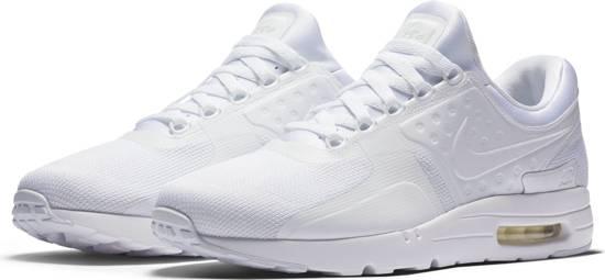 2397adf8c77 bol.com | Nike Air Max Zero Essential Sneakers Heren - Wit