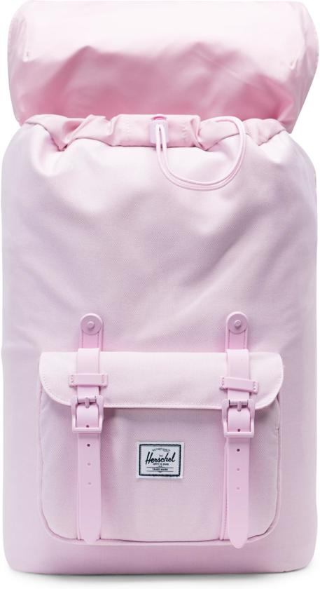 Rugzak Co America Supply Lady Little Herschel Pink Crosshatch wIq6xn5pCA