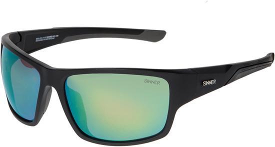 Sinner Lemmon Zonnebril - Zwart - One Size