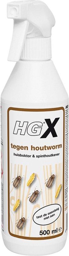 Houtworm bestrijden hg