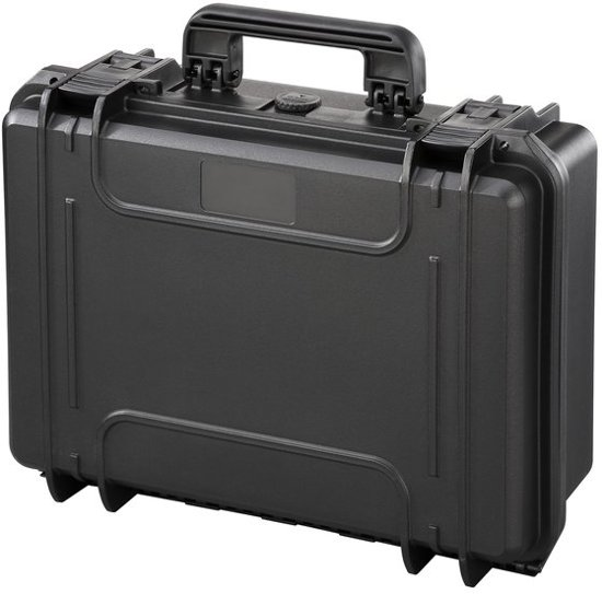 WCS Protection 430 koffer zwart