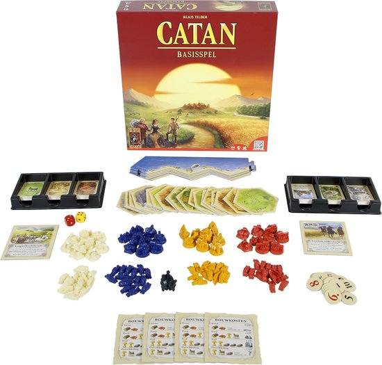 Catan Basisspel - Bordspel