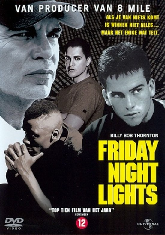 Friday Night Lights ('04) (D/F)