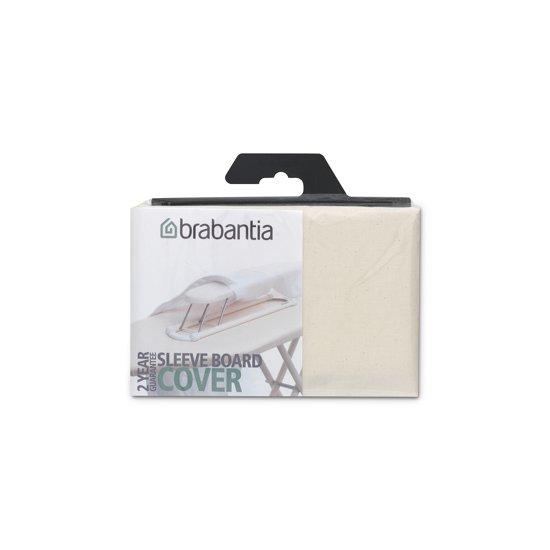 Brabantia Mouwplankovertrek - 60 x 10 cm - Wit