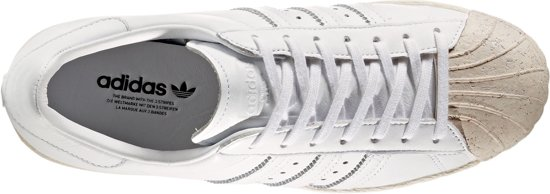 Cork 3 Vrouwen Adidas 38 80s Wit SneakersMaat 2 Superstar bfy6gY7