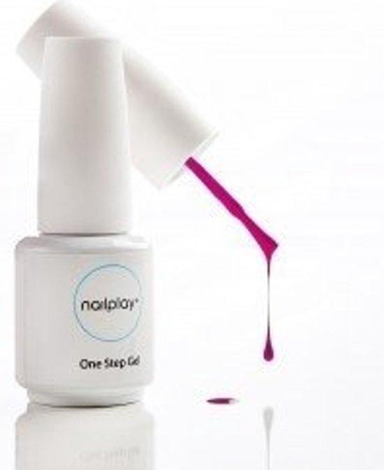 Nailplay One Step Gellak - Monaco #111