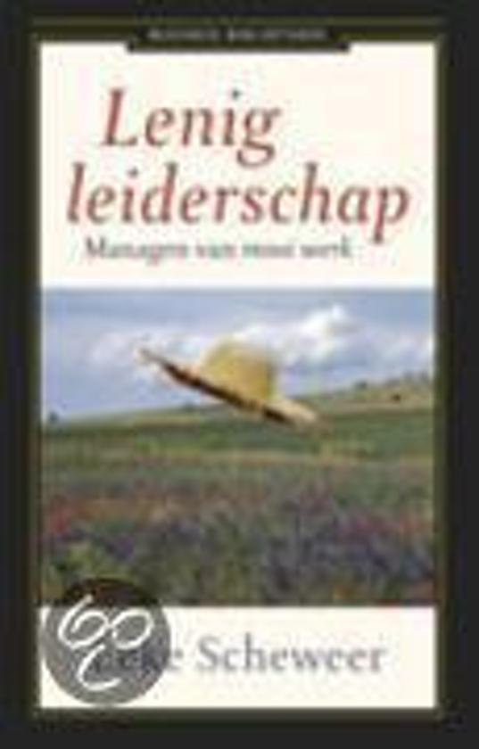 Lenig Leiderschap - Eeke Scheweer |