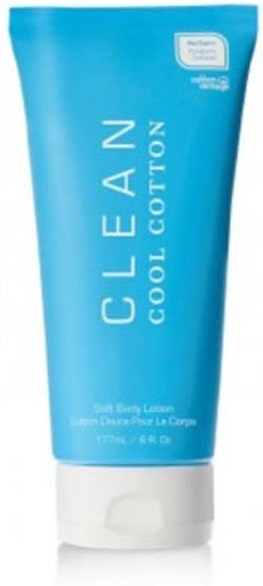 Foto van Clean Cool Cotton Soft Body Lotion 177 ml