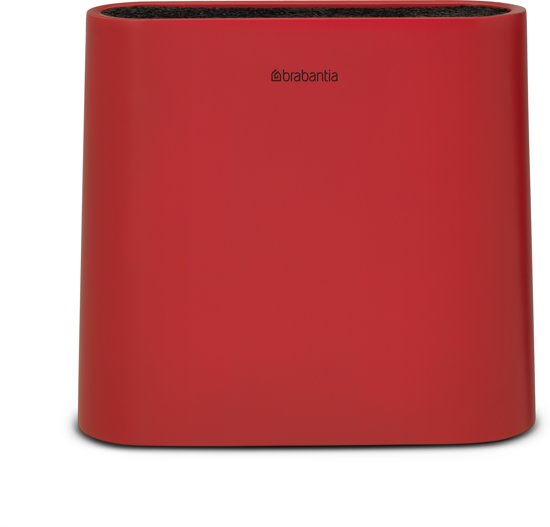 Brabantia Tasty Colours Universeel Messenblok - Red