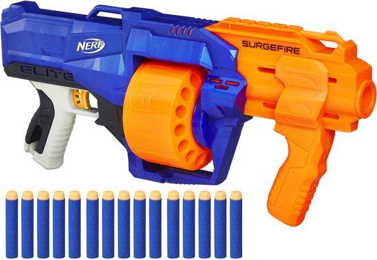 NERF N-Strike Elite Surgefire - Blaster