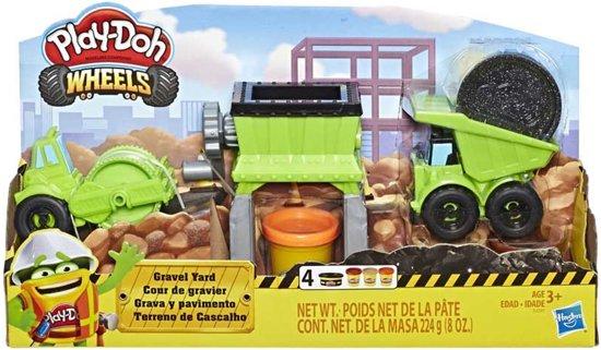 Play-Doh Betonfabriek - Klei Speelset
