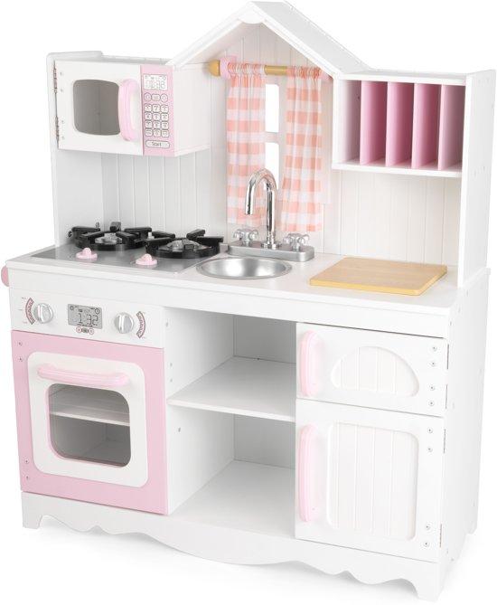 Kidkraft moderne country houten keukentje kidkraft speelgoed - Cuisine vintage kidkraft ...