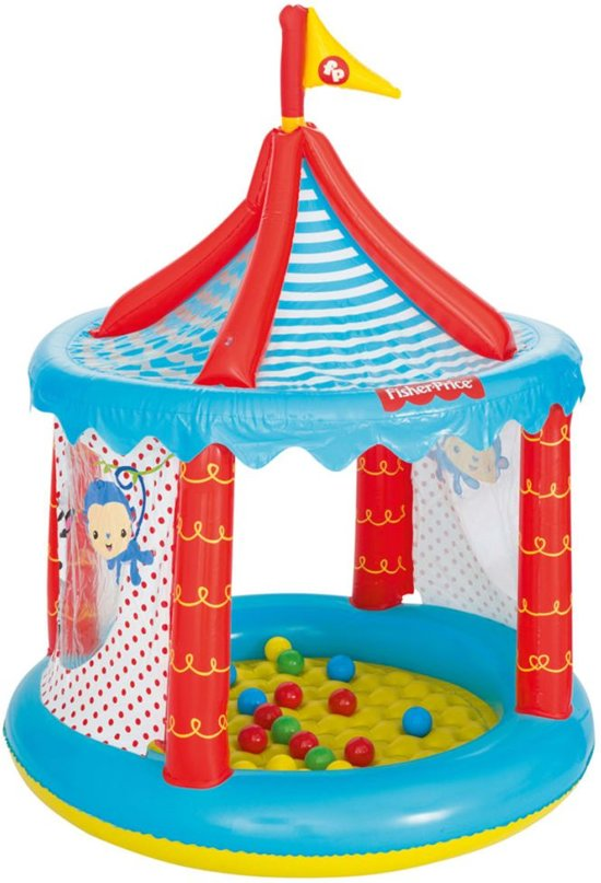 Fisher-Price Circustent Ballenbak