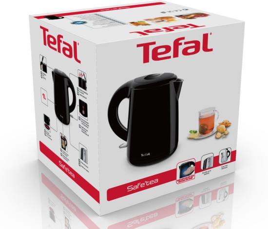 Tefal KO2618 Safe'Tea Waterkoker - 1 L