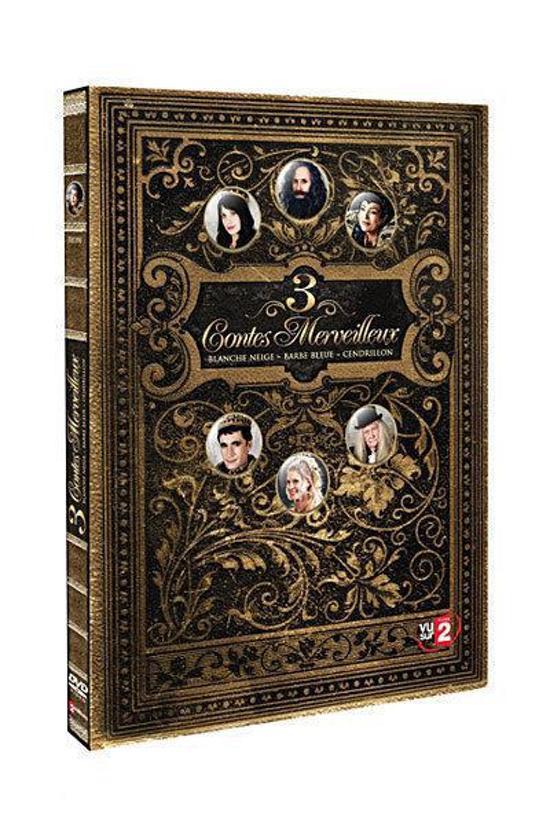 Cover van de film '3 Contes Merveileux'