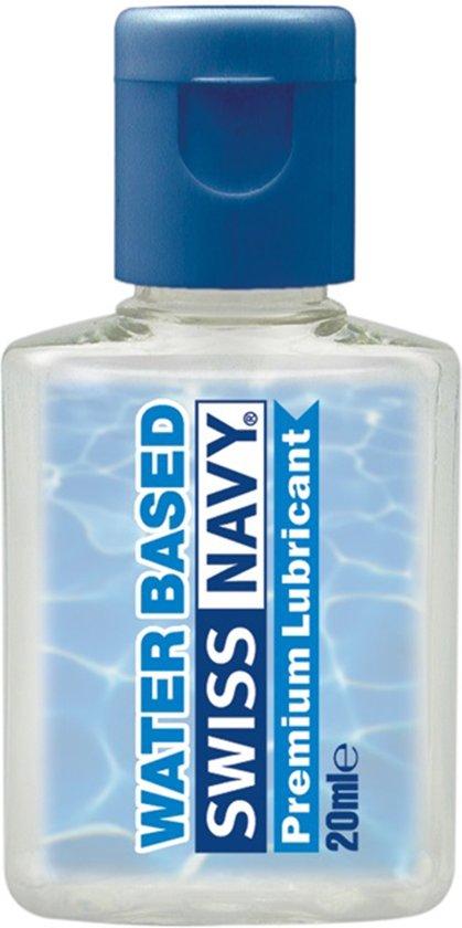 Swiss Navy - Glijmiddel Op Waterbasis 20ml