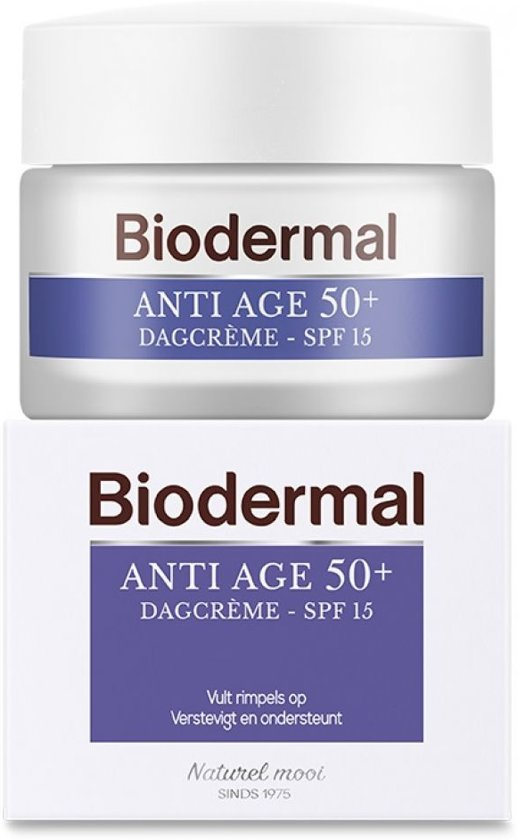 Biodermal Dagcreme Anti Age 50+