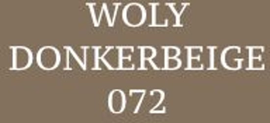 Woly Shoe cream 50 ml donkerbeige