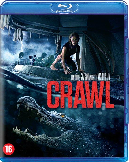 DVD cover van Crawl (Blu-ray)