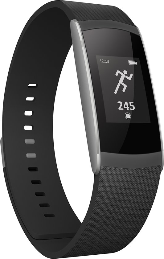 Wiko WiMate - Activity tracker - Zwart