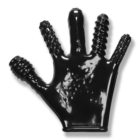 Oxballs - Finger Fuck Glove - Zwart