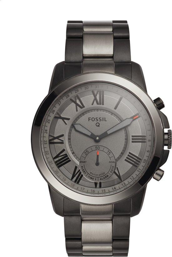 """Fossil Q Grant Hybrid FTW1139 Smartwatch """