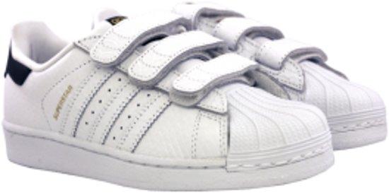adidas superstar wit zwart 34