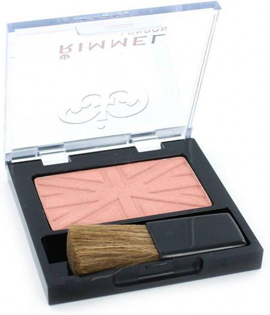 Rimmel London Lasting Finish Mono Blush met kwast - 120 Pink Rose