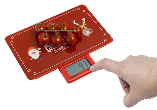 Bestron AKS300C -  Digitale Keukenweegschaal