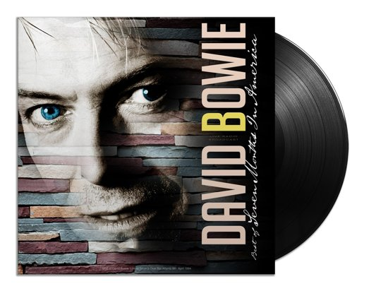David Bowie - Best of Seven Months in America Live LP (180 grams)