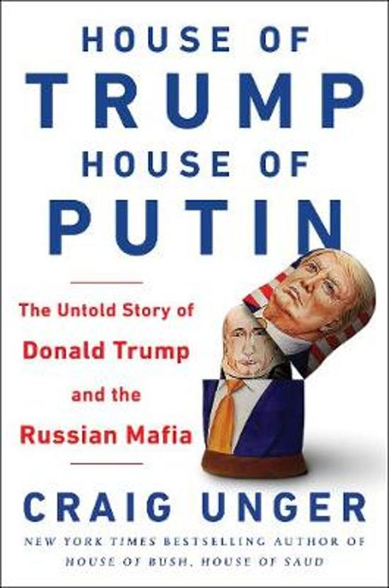 Boek cover House of Trump, House of Putin van Craig Unger (Hardcover)