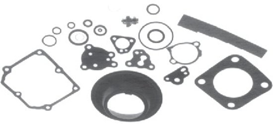 Volvo carburateur kit AQ100, 105A, 110, 115, 120, 130A,B, AQ 165A 875407