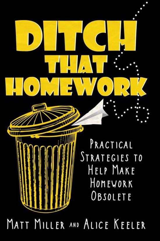 Ditch That Homework