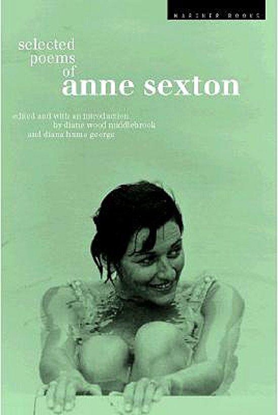 anne sexton literary essay