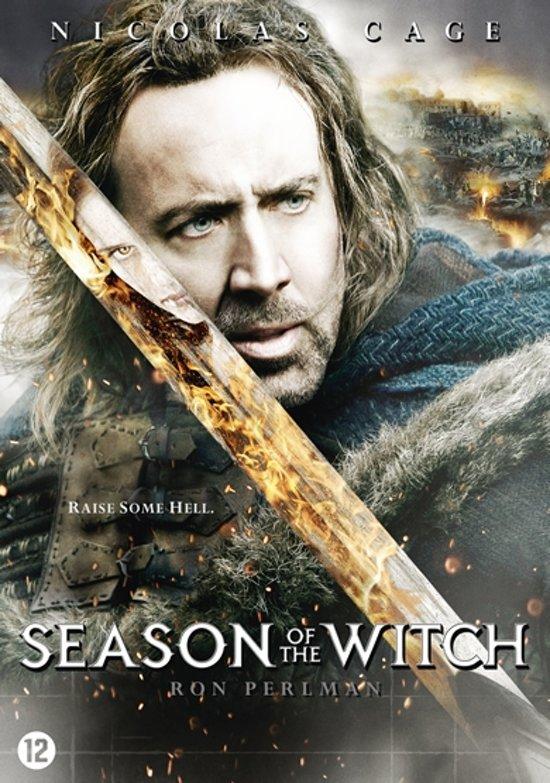Cover van de film 'Season Of The Witch'